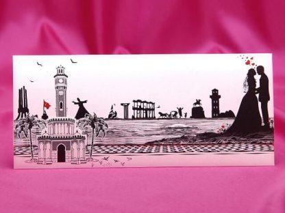 İzmir Davetiye Modeli