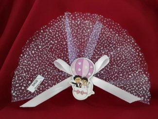 Balon nikah şekeri modeli