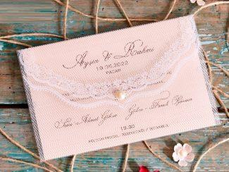 PVC Zarflı Düğün Davetiyesi 14570262 (2)