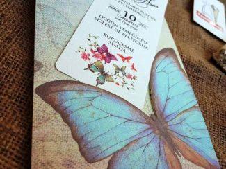 Mavi Kelebek Davetiye