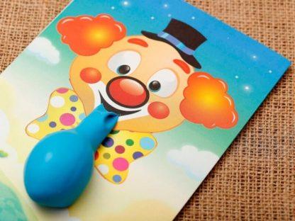 Palyaçolu ve Balonlu Eğlenceli Model - 1454966