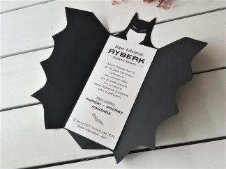 Batman Sünnet Davetiyesi Modeli 0974991