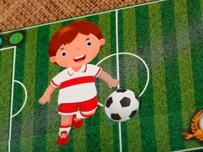 Futbol Sünnet Davetiyesi